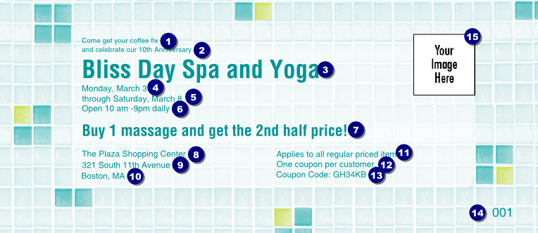 Bliss Spa Coupon 2