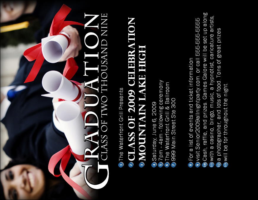 Sample Message Of Guest Speaker For Graduation | just b.CAUSE