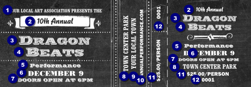 car wash tickets templates free - ticket printing make tickets for events art car wash