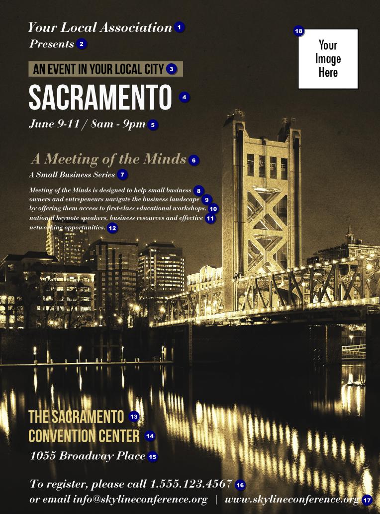 sacramento flyer