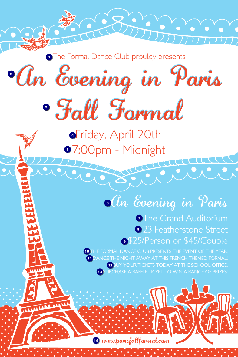 Paris Themed Invitations for nice invitation layout