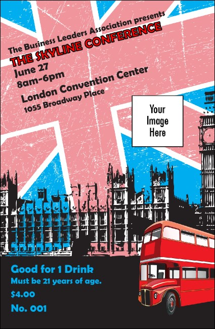 London Drink Ticket