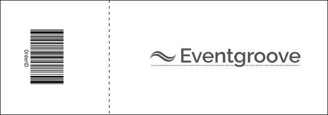 Black History Month Reserved Event Ticket Product Back