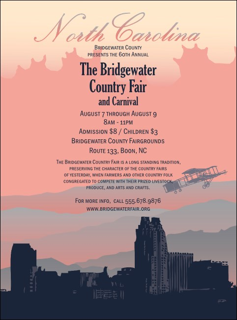 North Carolina Flyer