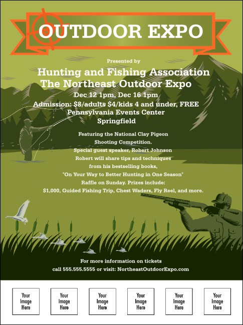 Sportsman's Expo Flyer