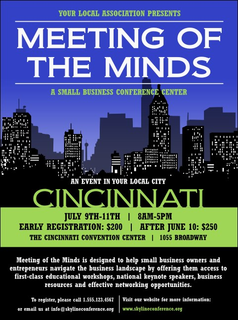 Cincinnati Skyline Flyer