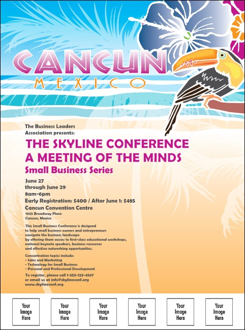 Cancun Flyer