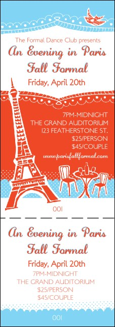 Whimsical Paris General Admission Ticket