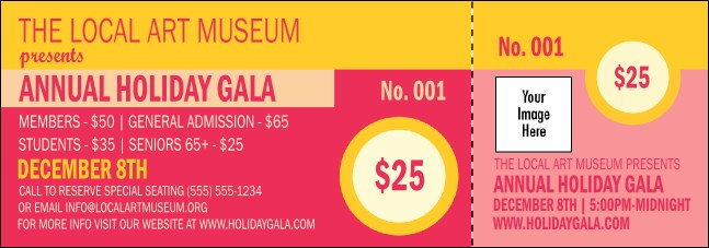 Circle Gala Event Ticket