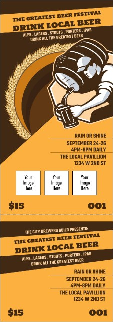 Beer Festival - Artisan Event Ticket
