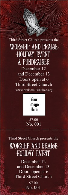 Gospel General Admission Ticket