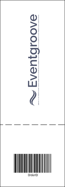 Green Squares Ticket