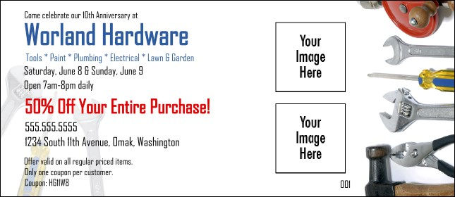 Hardware Coupon 2 Product Front