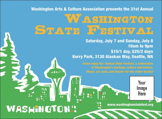 Washington Invitation
