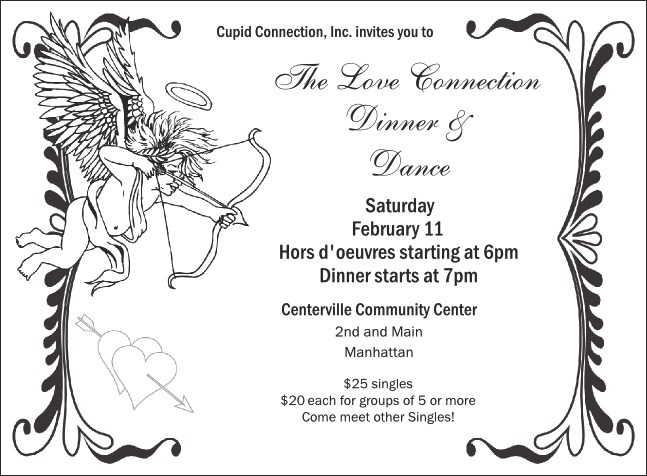 Valentine's Day Invitation 002