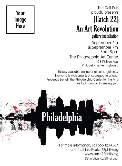 Philadelphia Invitation