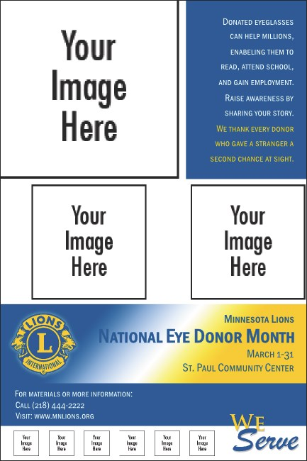 Lions Club International Poster 002