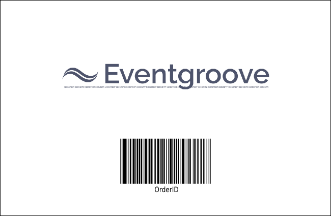 Wine Drink Ticket Product Back