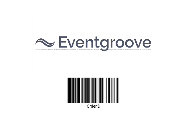 Mixed Martial Arts Event Drink Ticket Product Back