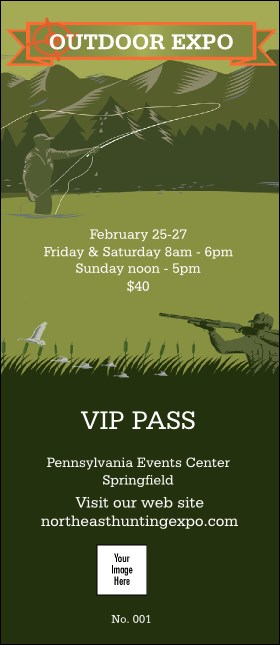 Sportsman's Expo VIP Pass