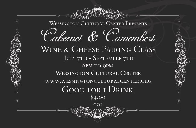 Black Tie Gala Drink Ticket