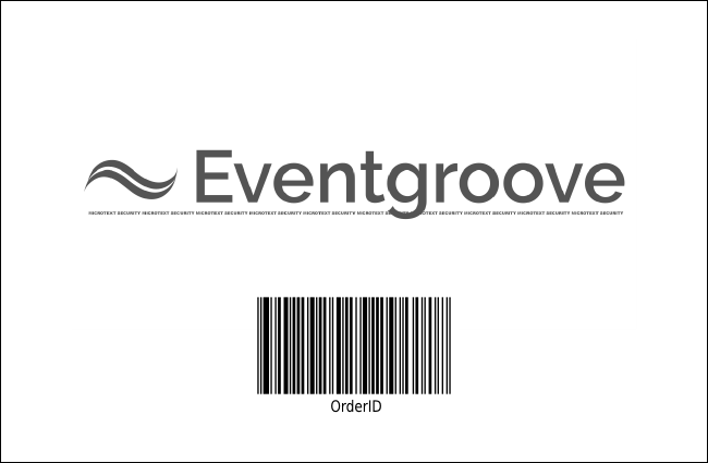 Phoenix BW Drink Ticket Product Back