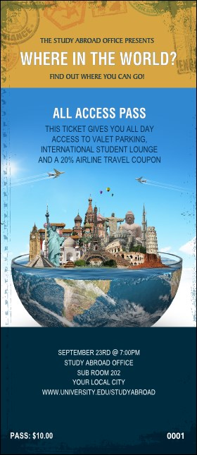 World Travel VIP Pass