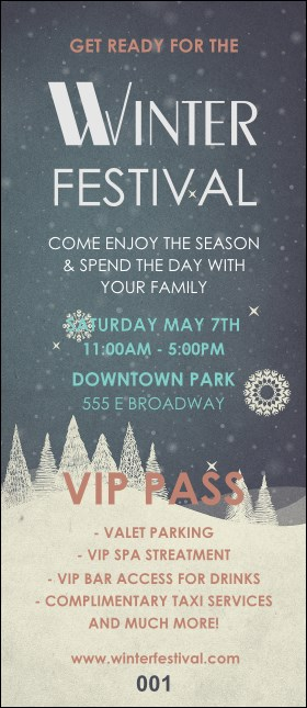 Winter VIP Pass
