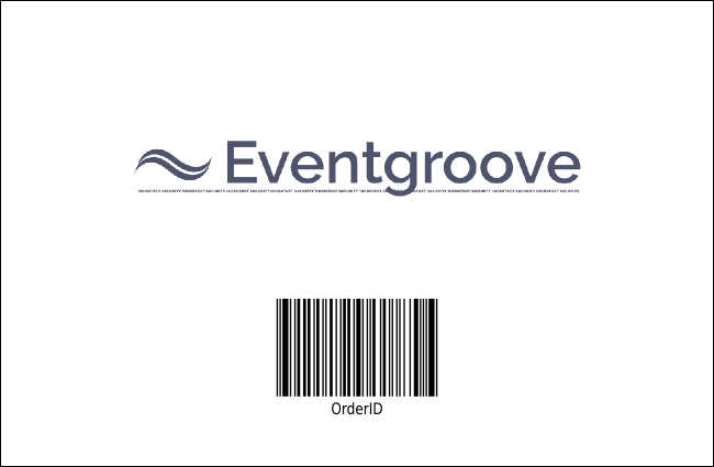 Hockey Badge Red Drink Ticket Product Back