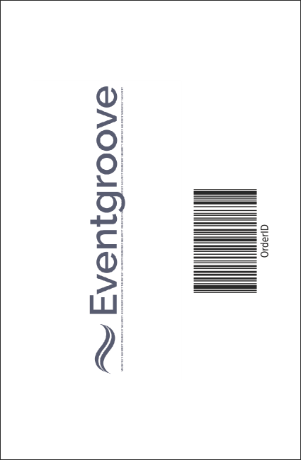 Skating Party Drink Ticket Product Back