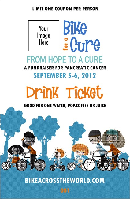 Bike for a Cause Drink Ticket