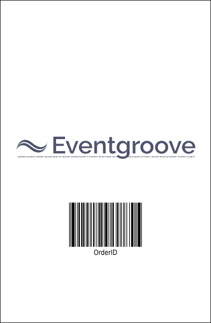 Carnival Drink Ticket Product Back