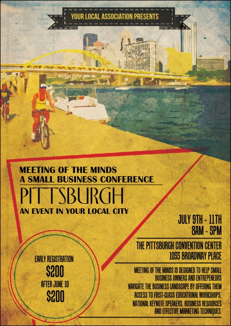 Pittsburgh 2 Club Flyer